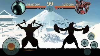getlinkyoutube.com-shadow fight 2 - Widow