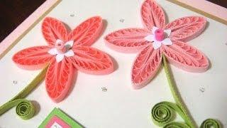getlinkyoutube.com-Lovely loops flower tutorial