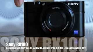 getlinkyoutube.com-Sony RX100 - AF Testing, Clear Image Zoom Demo, and More...