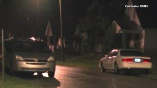 Ladrón resulta herido tras recibir un disparo en Kansas City, Kansas
