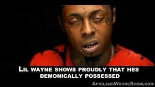 "getlinkyoutube.com-Lil Wayne ""Love Me like Satan!?"" (satanic illuminati exposé)"
