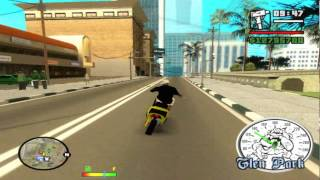 getlinkyoutube.com-Gta Sanadreas: Zip Polini Evolution