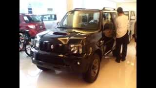 getlinkyoutube.com-Suzuki Jimny JLX Automatic 2015 SE review