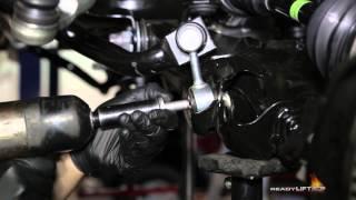 getlinkyoutube.com-ReadyLIFT Toyota Tundra Lift Kit Installation