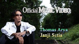 getlinkyoutube.com-Thomas Arya - Janji Setia [Official Music Video HD]