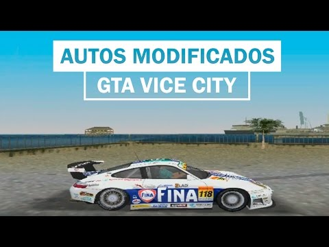 Autos modificados de GTA Vice City