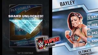 getlinkyoutube.com-BAYLEY - THE LOVINS!! - WWE SuperCard S.3