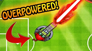 HOW TO STACK TOWERS IN BLOONS TD BATTLES! (THE STRONGEST STRATEGY POSSIBLE!)