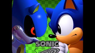 getlinkyoutube.com-Sonic the Hedgehog CD - Stage 1 Palmtree Panic Zone & Speical Stage (PS3/XBOX 360 Gameplay)