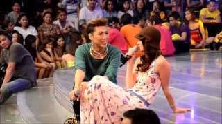 getlinkyoutube.com-VICE GANDA, ANNE & KARYLLE - Kulitan on Commercial Break