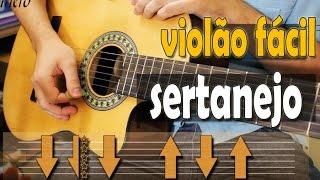 getlinkyoutube.com-Aula de Violão RITMO e Batida de Sertanejo UNIVERSITÁRIO para INICIANTES