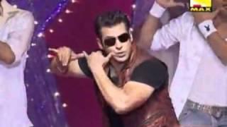 Salman Khan's Performance in Max Stardust Awards 2011 HQ width=
