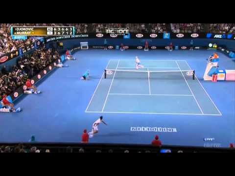 Novak Djokovic -Best Points 2012