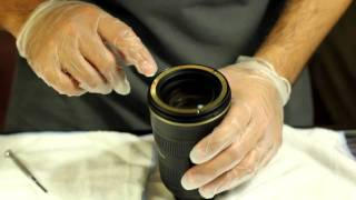 getlinkyoutube.com-Nikon 24-70 f2.8 Zoom Ring Fix Repair