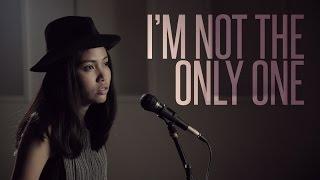 getlinkyoutube.com-I'm Not The Only One | Cover | BILLbilly01 ft. Nampie