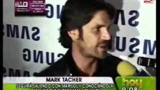 getlinkyoutube.com-Nuevo Romance!  ¿Mark Tacher y Marisol Gonzales?
