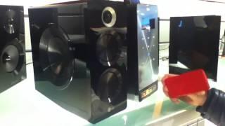 LG FA166 - BASS TEST