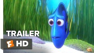 getlinkyoutube.com-Finding Dory Official Trailer #2 (2016) - Ellen DeGeneres, Albert Brooks Movie HD