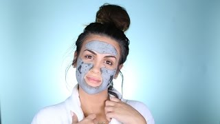"getlinkyoutube.com-My ""Lazy Day"" Skincare"
