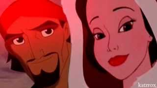 getlinkyoutube.com-Starin' Right at the Other Half of Me {Belle/Sinbad}