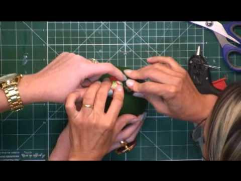 AF22 Bloco 01 - Tupiara - Arvore de Natal Patchwork sem costura - Sapicão