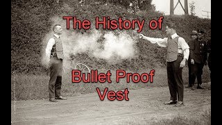 The Evolution of Crime Fighting Tools Ep 11 - Bullet Proof Vest width=