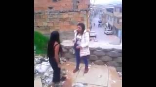 getlinkyoutube.com-Mujeres pelean por un. Chisme