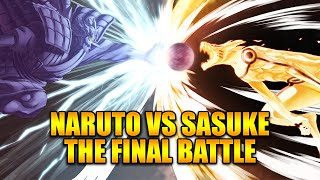 getlinkyoutube.com-Naruto Shippuden Ultimate Ninja Storm 4 - Naruto vs Sasuke The Final Battle [EN] [Ending]