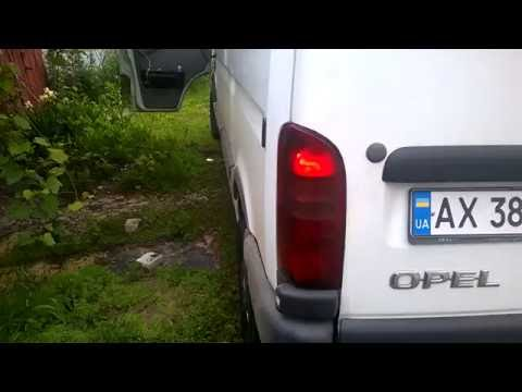 Renault master, Опель мовано 2003 -ремонт и подключение дополнительных стоп сигналов.