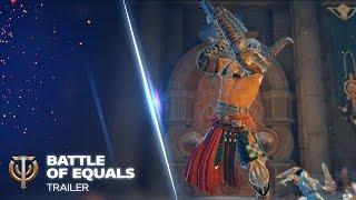 Skyforge - Battle of Equals Trailer
