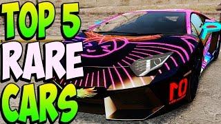 getlinkyoutube.com-GTA 5 - Top 5 RARE & SECRET CARS Online - Best Rare & Secret Vehicles Online Locations