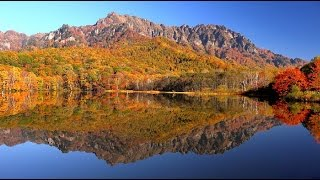 getlinkyoutube.com-錦絵に染まる紅葉の鏡池から戸隠神社奥社に・4K撮影