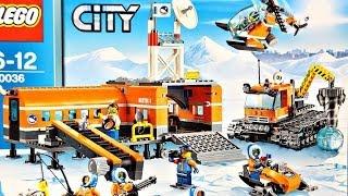 Arctic Base Camp / Arktyczna Baza 60036 - Lego City - Recenzja