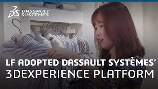 LF adopted Dassault Systèmes' 3DEXPERIENCE platform - Dassault Systèmes