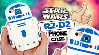 getlinkyoutube.com-DIY | R2-D2 from Star Wars Phone Case Tutorial