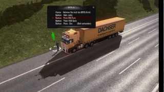 getlinkyoutube.com-Euro Truck Simulator 2 mod Autostop