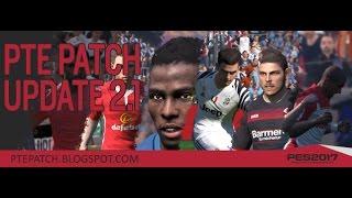 getlinkyoutube.com-PTE Patch Update 2.1 Install Tutorial - Pro Evolution Soccer 2017 (PES 2017) Cracked Version PC