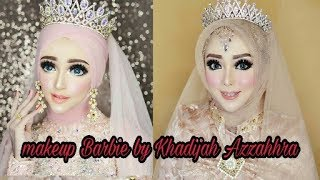 THE POWER OF MAKEUP BARBIE LOOK
