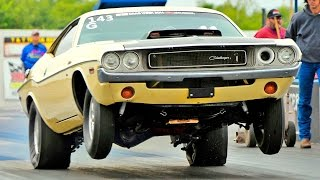 REPLAY: Day 1 from Madison, IL - Hot Rod Drag Week 2015