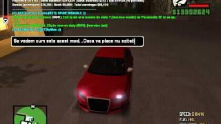getlinkyoutube.com-SA:MP RPG.BUGGED.RO/Mod Infernus Audi a4 b7 2007.