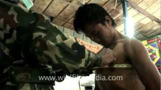 getlinkyoutube.com-BMI calculation for Indian Army aspirants, Aizawl