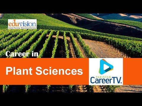 Career in Plant Sciences