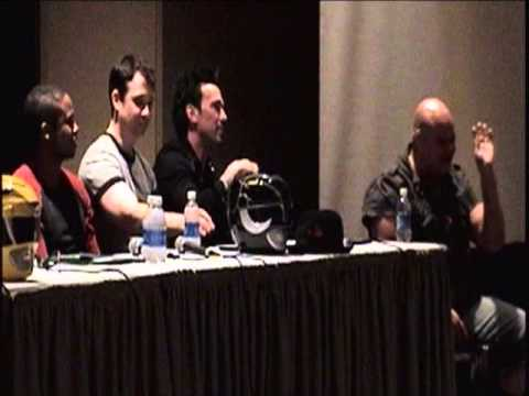 Mighty Morphin Power Rangers Q&A At Lexington Comic Con 2013