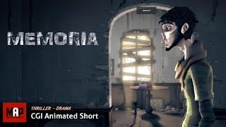 "getlinkyoutube.com-CGI 3D Animated Short Film ""MEMORIA"" Emotional, Twisted & Dark Animation by The Animation Workshop"