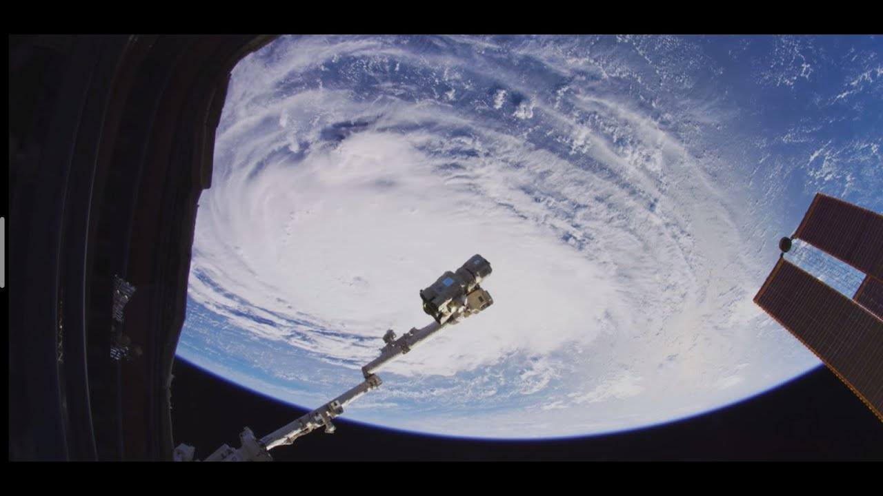 First 8K Video from Space – Ultra HD Technology