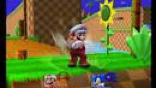 getlinkyoutube.com-Mario vs. Sonic 2