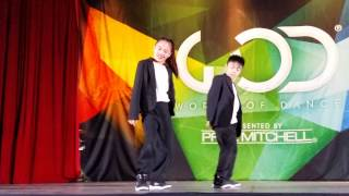 Lucky Aces |World of Dance Vancouver #WOD'14