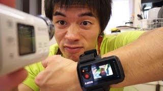 getlinkyoutube.com-アクションカムを操作できちゃう便利すぎるライブビューリモコンレビュー | RM-LVR1