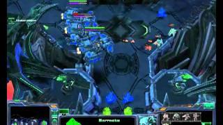 getlinkyoutube.com-Maw of the Void 3:51 - Starcraft 2 Normal any% Speedrun(16/19)