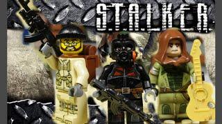 getlinkyoutube.com-S.T.A.L.K.E.R.  кастомные фигурки для мультфильма